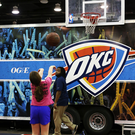 OKC Thunder Activities