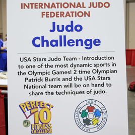 International Judo Federation Activities