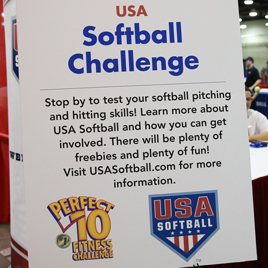 USA Softball Activities
